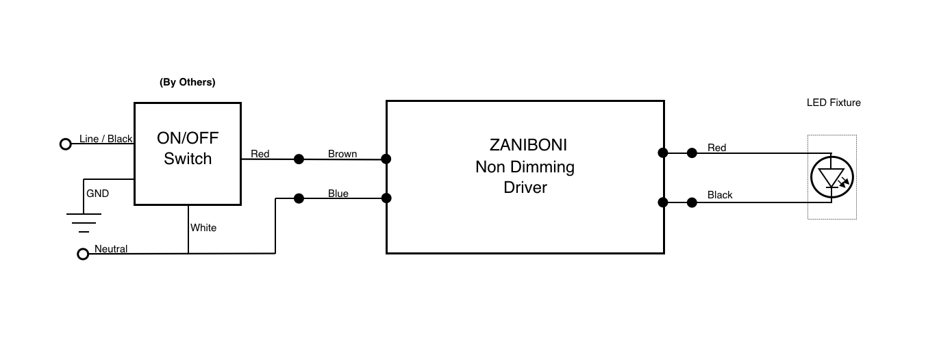 Wiring Diagrams Part 1 - Zaniboni LightingZaniboni Lighting - Solutions