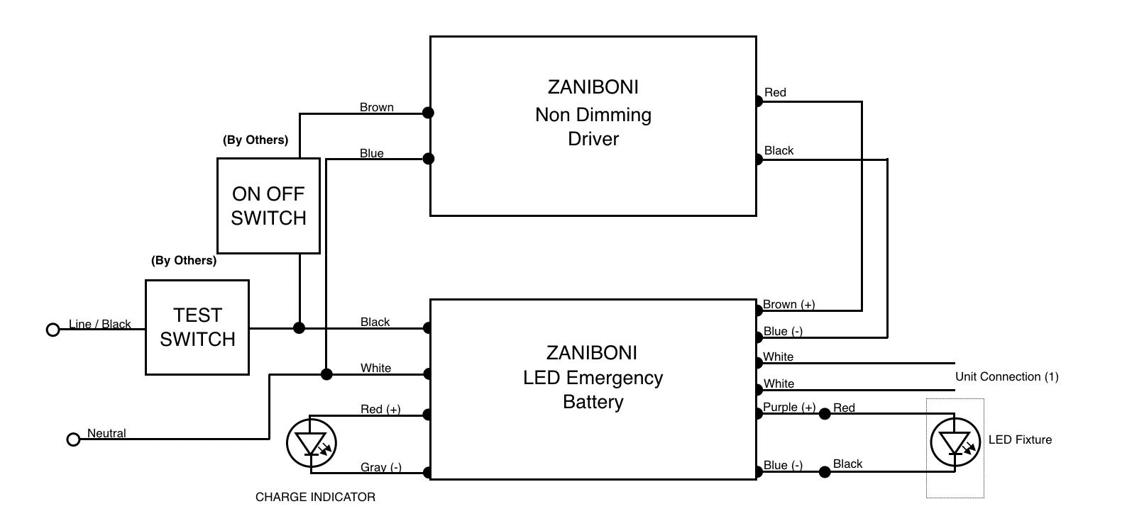 Wiring Diagrams Part 1 - Zaniboni LightingZaniboni Lighting - Solutions